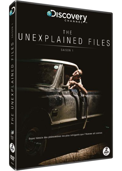 The Unexplained Files - Saison 1 - DVD