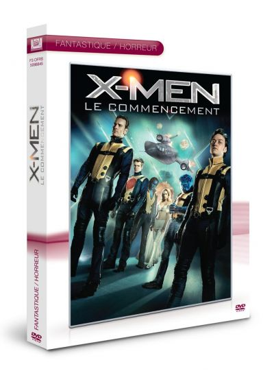 X-Men : Le commencement - DVD