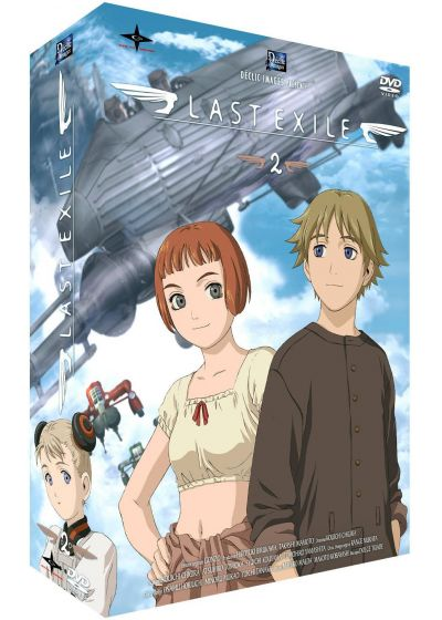 Last Exile - Box 2/2 (Édition VOST) - DVD