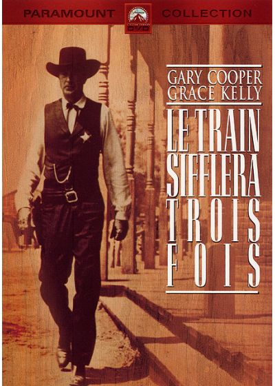 Le Train sifflera 3 fois - DVD