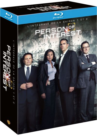 Person of Interest - Saisons 1 et 2 - Blu-ray
