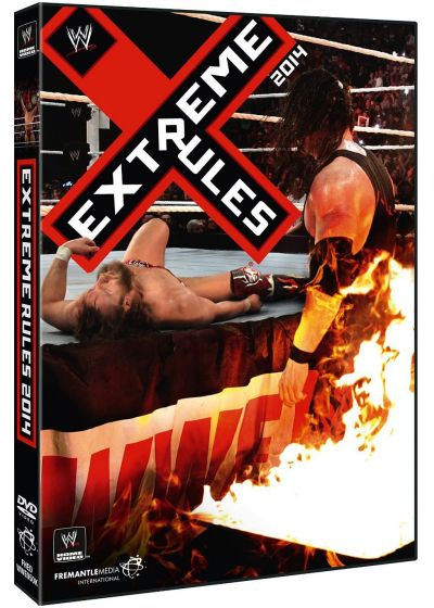 Extreme Rules 2014 - DVD