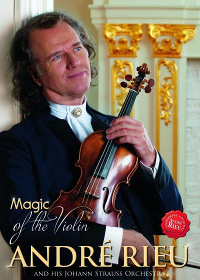 André Rieu : Magic of the Violin - DVD