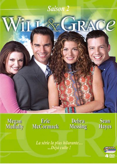 Will And Grace - Saison 2 - DVD