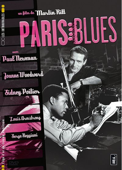 Paris Blues - DVD