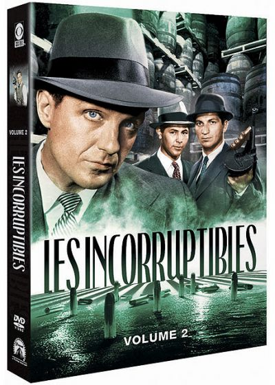 Les Incorruptibles - Volume 2 - DVD