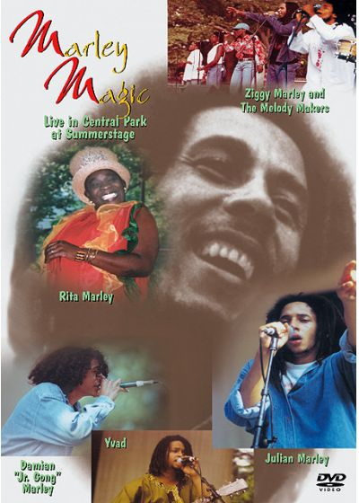 Marley Magic - DVD