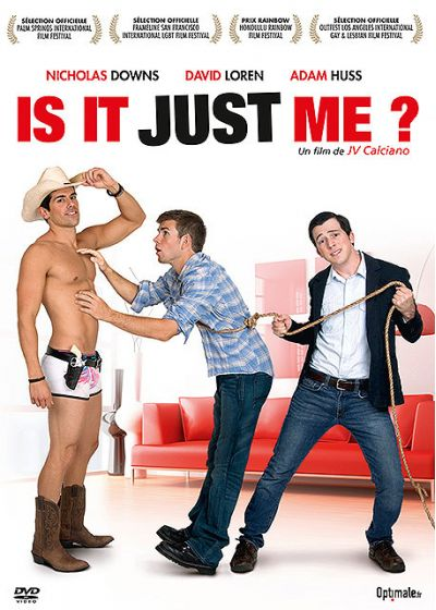 Is It Just Me ? - DVD