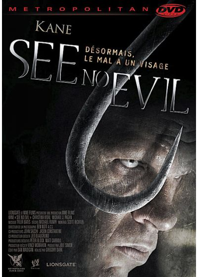 See No Evil - DVD