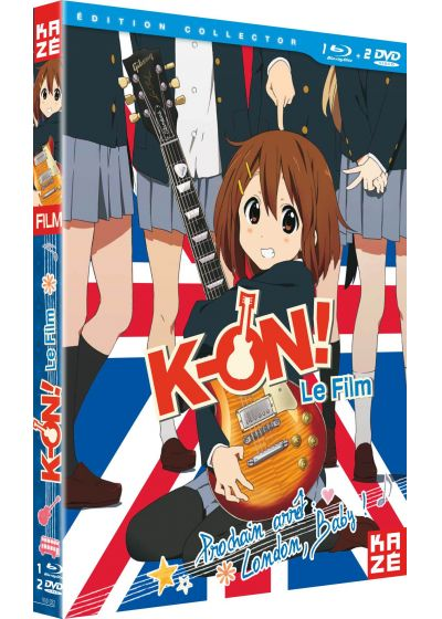 K-ON ! - Le Film (Combo Collector Blu-ray + DVD) - Blu-ray