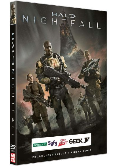 Halo : Nightfall - DVD