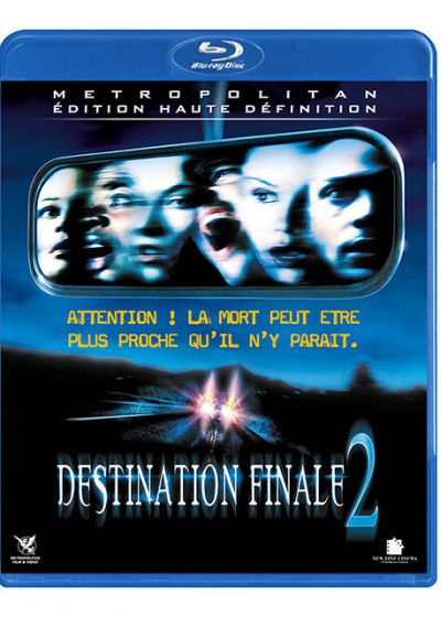 Destination finale 2 - Blu-ray