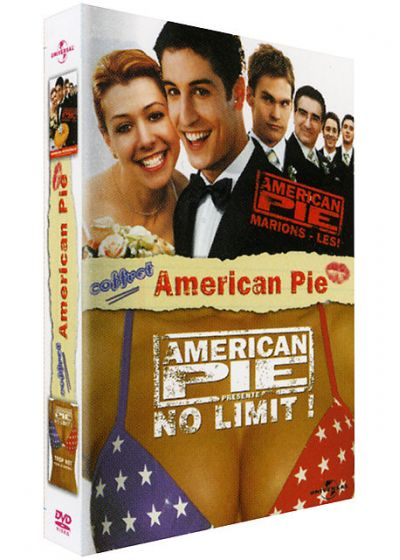 American Pie, marions-les ! + American Pie : No Limit ! - DVD