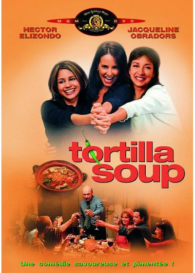 Tortilla Soup - DVD