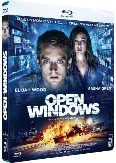 Open Windows - Blu-ray
