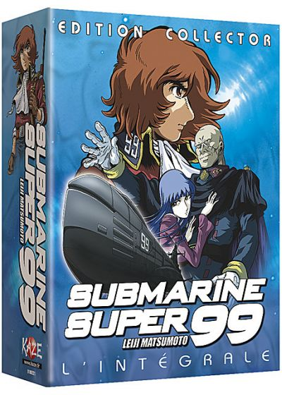 Submarine Super 99 - L'intégrale (Édition Collector) - DVD