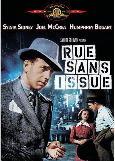 Rue sans issue - DVD
