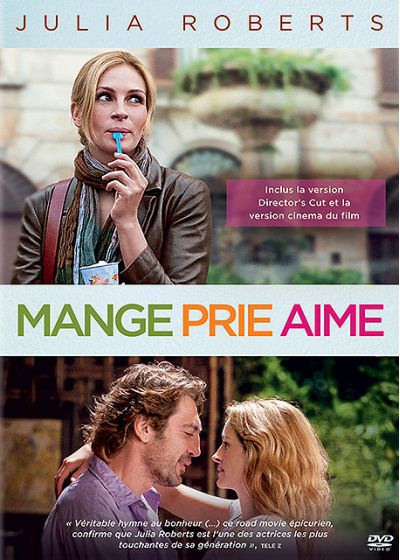 Mange, prie, aime (Director's Cut) - DVD