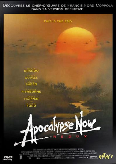 Apocalypse Now (Édition Single Redux) - DVD