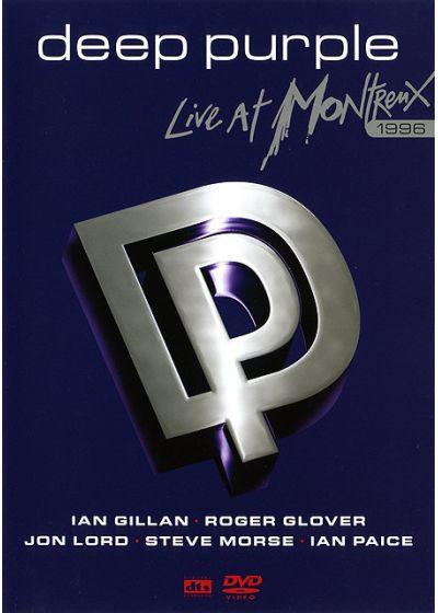 Deep Purple - Live At Montreux 1996 - DVD