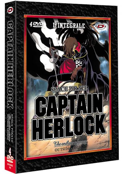 Captain Herlock : The Endless Odyssey - L'intégrale - DVD