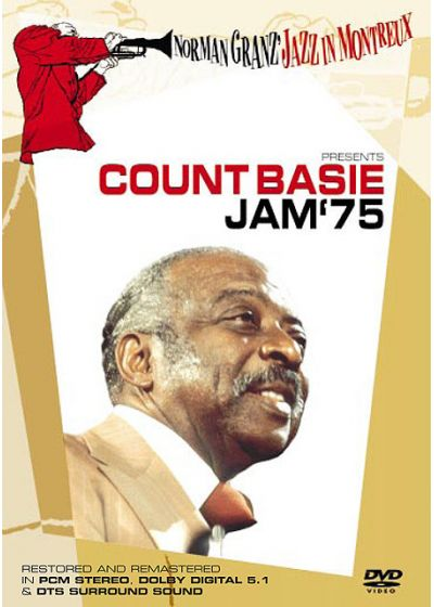 Norman Granz' Jazz in Montreux presents Count Basie Jam '75 - DVD
