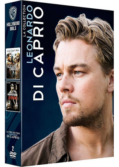 La Collection Leonardo Di Caprio - BloodDiamond + Mensonges d'état (Pack) - DVD