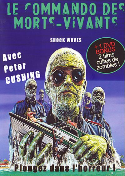 Le Commando des morts-vivants - DVD