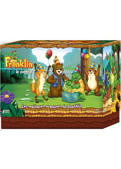 Franklin - Le maxi coffret - DVD