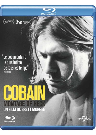 Cobain: Montage of Heck - Blu-ray
