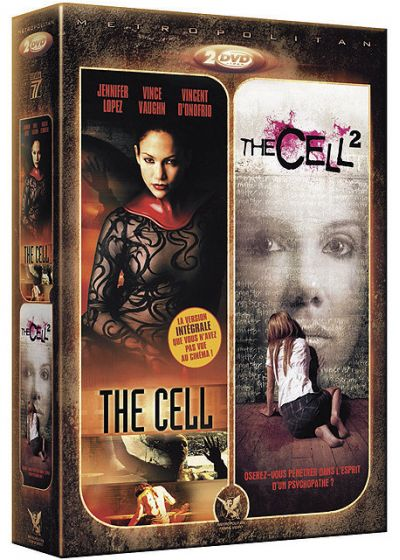 The Cell + The Cell 2 (Pack) - DVD