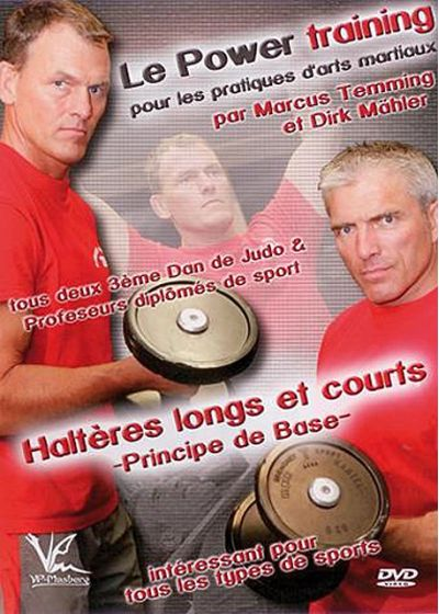 Power Training : Pratiques d'arts martiaux - DVD