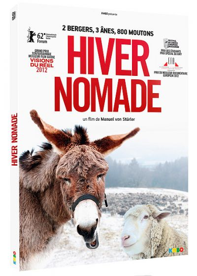 Hiver Nomade - DVD
