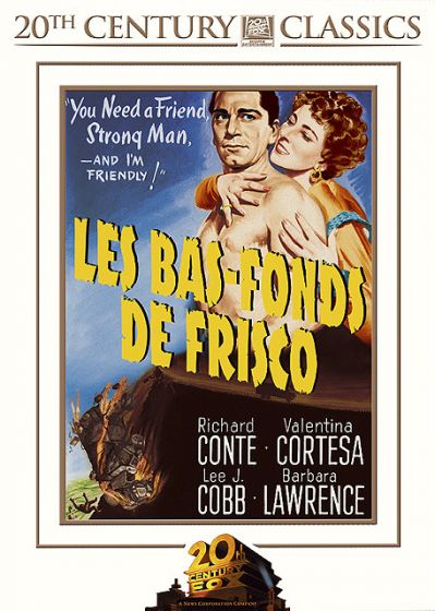 Les Bas-fonds de Frisco - DVD