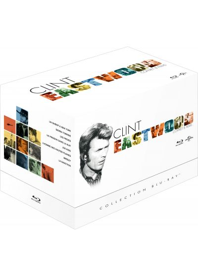 Clint Eastwood - Coffret 8 films - Collection Blu-ray (Pack) - Blu-ray