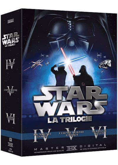 Star Wars - La Trilogie (Pack) - DVD