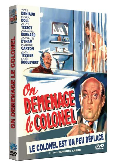 On déménage le colonel - DVD