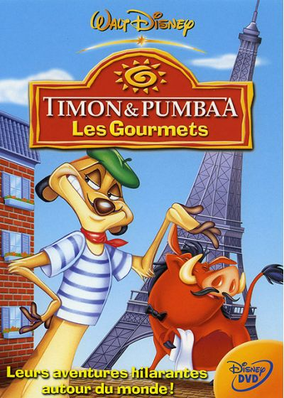 Timon & Pumba - Les gourmets - DVD