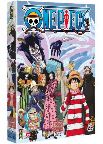 One Piece - Punk Hazard - Vol. 2 - DVD