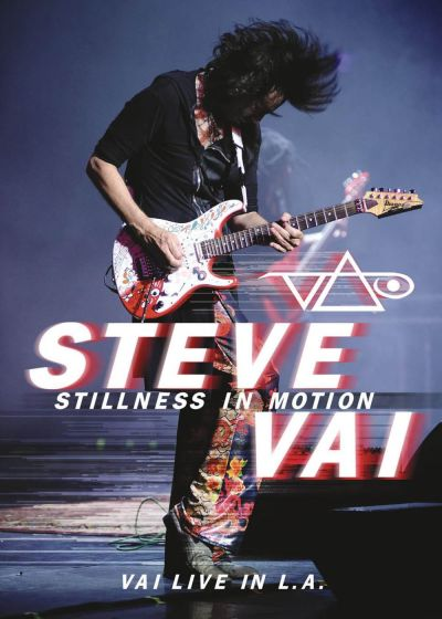 Steve Vai : Stillness in Moton - DVD