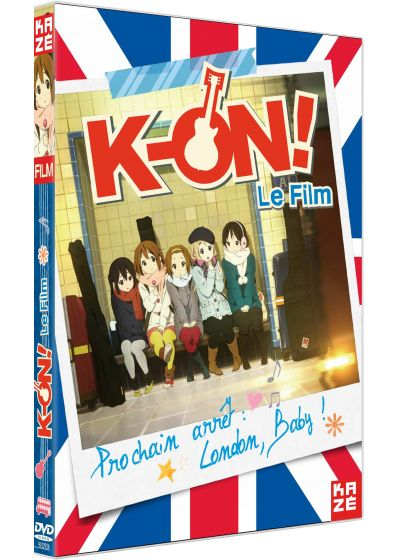 K-ON ! - Le Film - DVD