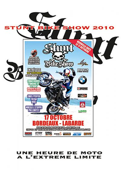Stunt Bike Show 2010 - DVD