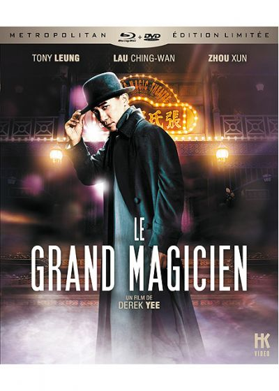 Le Grand magicien (Combo Blu-ray + DVD - Édition Limitée) - Blu-ray