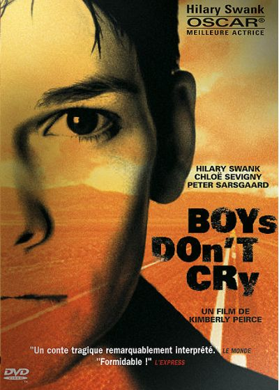 Boys Don't Cry - DVD