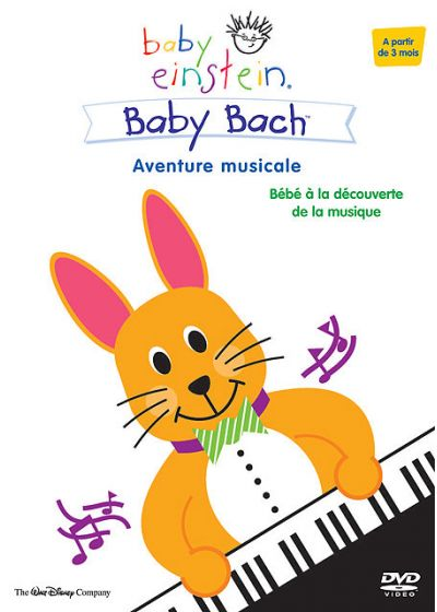 Baby Bach - Aventure musicale - DVD