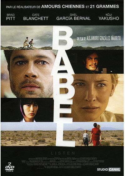 Babel (Édition Double) - DVD