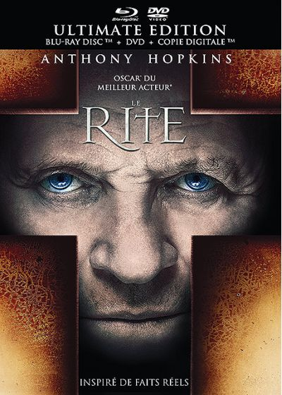 Le Rite (Combo Blu-ray + DVD + Copie digitale) - Blu-ray