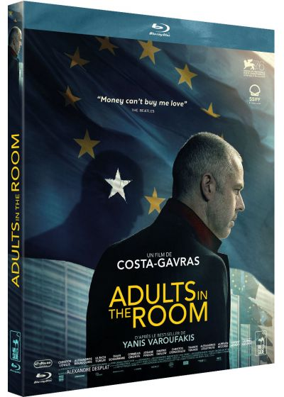 Adults in the Room - Blu-ray