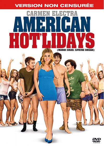 American Hot'lidays (Non censuré) - DVD