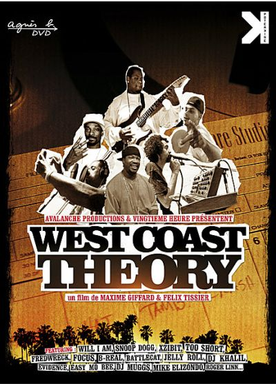 West Coast Theory - DVD